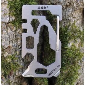 Мультифункциональный карабин Sanrenmu SK023Z