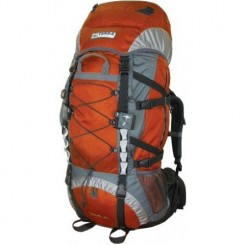 "Рюкзак ""TRIAL 55"", цвет оранжевый"