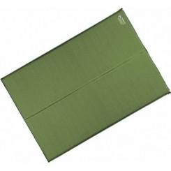 "Коврик самонадувающийся ""TWIN 5"", цвет зелёный"