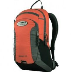 """Рюкзак """"SMART 14"""", цвет оранжевый"""