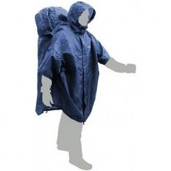"Накидка дождевая ""CapeBag XXL"", цвет синий"