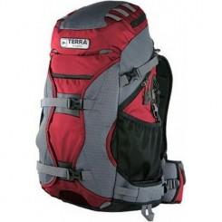 """Рюкзак """"NEVADO 40"""", цвет красный"""