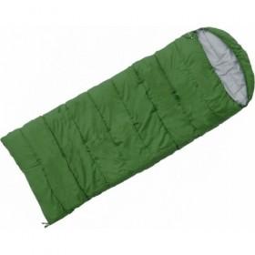 """Спальный мешок """"ASLEEP 300 WIDE"""", цвет зелёный, """"L"""" левосторонняя застежка"""