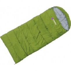 """Спальный мешок """"АSLЕЕР 200 Juniоr"""", цвет зелёный, """"L"""" левосторонняя застежка"""