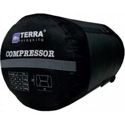 """Чехол компрессионный """"COMPRESSOR L"""", цвет серый"""