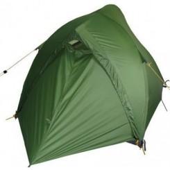 """Палатка туристическая """"LIGERA 2"""", цвет зелёный"""