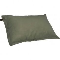 """Подушка самонадувающаяся """"PILLOW"""", цвет зелёный"""