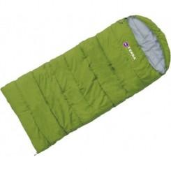 """Спальный мешок """"АSLЕЕР 200 Juniоr"""", цвет зелёный, """"R"""" правосторонняя застежка"""