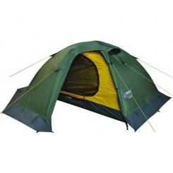 """Палатка туристическая """"MIRAGE 2 ALU"""", цвет зелёный"""