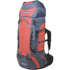 """Рюкзак """"RANGO 55"""", цвет оранжевый"""