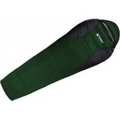 "Спальный мешок ""PHARAON EVO 200"", цвет зелёный, ""L"" левосторонняя застежка"