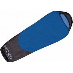"""Спальный мешок """"COMPACT 1000"""", цвет голубой, """"R"""" правосторонняя застежка"""