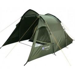 """Палатка туристическая """"CAMP 4"""", цвет хаки"""