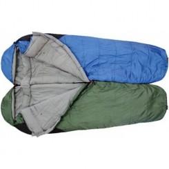 """Спальный мешок """"PHARAON EVO 200, цвет синий, """"L"""" левосторонняя застежка"""