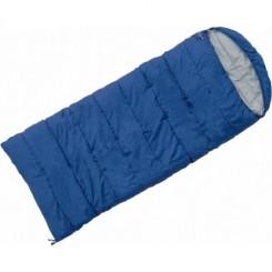 """Спальный мешок """"ASLEEP 400"""", цвет синий, """"R"""" правосторонняя застежка"""