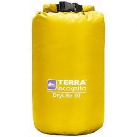 """Гермомешок туристический """"Drylite 10"""", цвет желтый"""