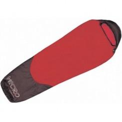 """Спальный мешок """"COMPACT 700"""", цвет красный, """"R"""" правосторонняя застежка"""