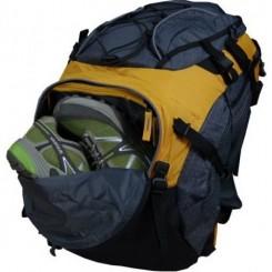 """Рюкзак """"FREERIDER 35"""", цвет зелёный"""