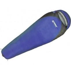 """Спальный мешок """"JUNIOR 300, цвет синий, """"L"""" левосторонняя застежка"""