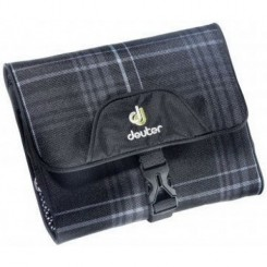 Несессер Deuter Wash Bag I Black Check (7005)