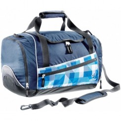 Дорожная сумка Deuter Hopper 20L Blue Arrowcheck (3016)