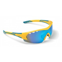 Очки Linx Detroit UKR shiny yellow/blue