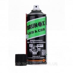 Brunox Lub & Cor смазка универсальное спрей 400ml