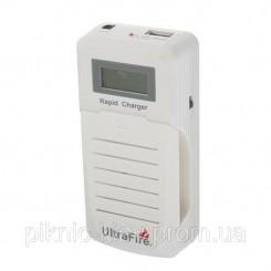 Зарядное устройство 2 * 18650 Ultrafire WF200