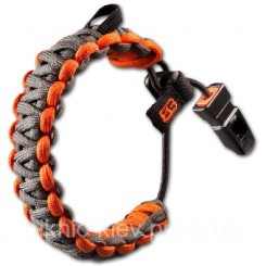 Браслет Gerber Bear Grylls Survival bracelet eng блистер