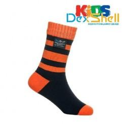 Dexshell Children soсks orange S Носки водонепроницаемые<br />для детей оранжевые