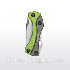 Мультитул Gerber Crucial Tool зеленый коробка