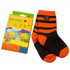 Dexshell Children soсks orange M Носки водонепроницаемые<br />для детей оранжевые