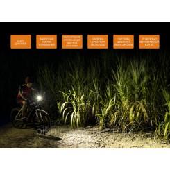 Велофары Fenix BC30R 2017