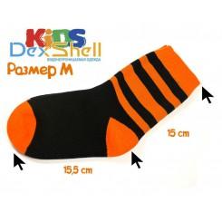 Dexshell Children soсks orange L Носки водонепроницаемые<br />для детей оранжевые