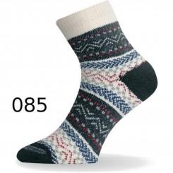 Носки Lasting HMC S 085 белый/синий