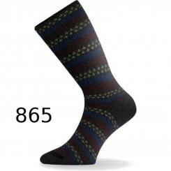 Носки Lasting HMD M 865 черный /синий /красный