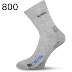 Носки Lasting OLI S 800 серый